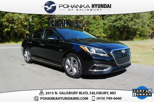 2017_Hyundai_Sonata Hybrid_Limited **ONE OWNER**NICE TRADE**CERTIFIED**_ Salisbury MD