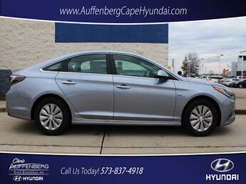2017_Hyundai_Sonata Hybrid_SE_ Cape Girardeau