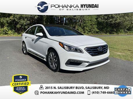 2017_Hyundai_Sonata_Limited 2.0T **ONE OWNER**_ Salisbury MD