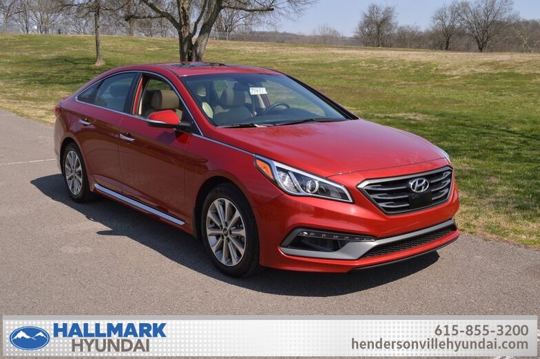 2017 Hyundai Sonata Limited Franklin TN