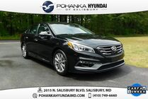 2017 Hyundai Sonata Limited **ONE OWNER**CERTIFIED**
