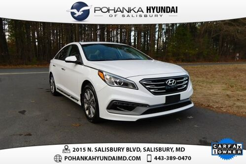 2017_Hyundai_Sonata_Limited **ONE OWNER**CERTIFIED**_ Salisbury MD