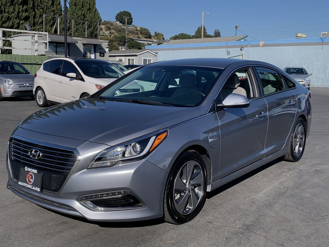 2017 Hyundai Sonata Plug-in Hybrid Sedan 4D Castro Valley CA