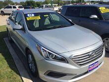 2017_Hyundai_Sonata_SE_ Austin TX