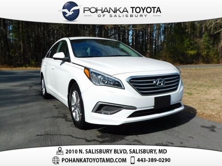 2017_Hyundai_Sonata_SE_ Salisbury MD