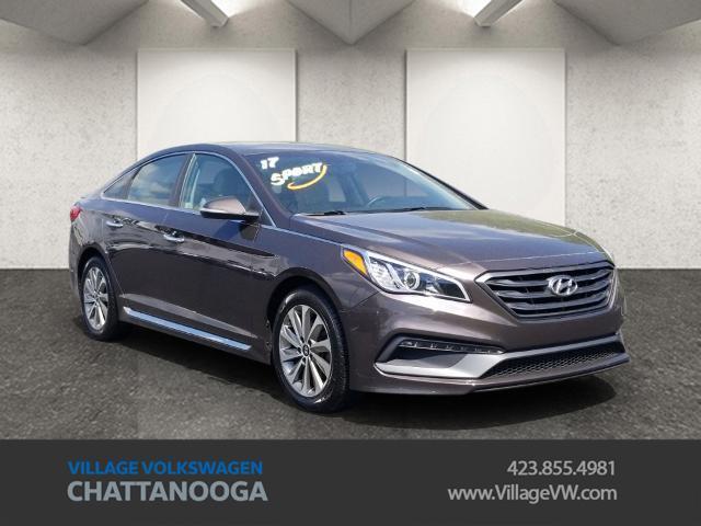 2017 Hyundai Sonata Sport Chattanooga TN