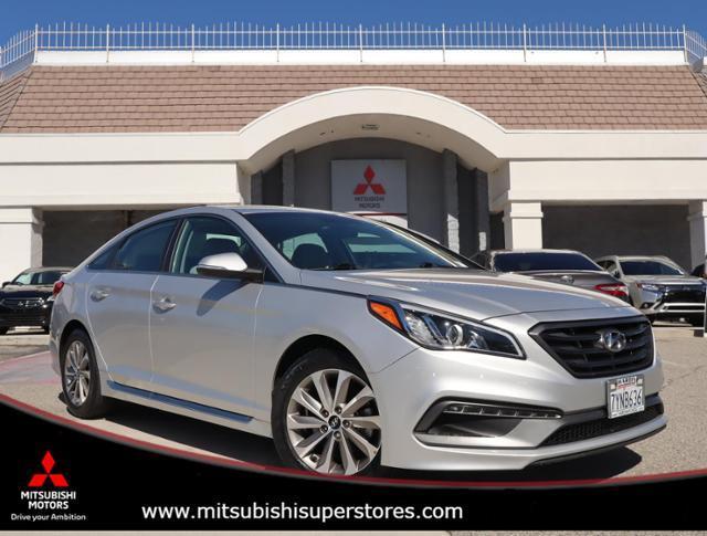 2017 Hyundai Sonata Sport Costa Mesa CA