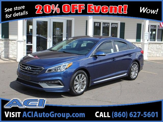 2017 Hyundai Sonata Sport East Windsor CT