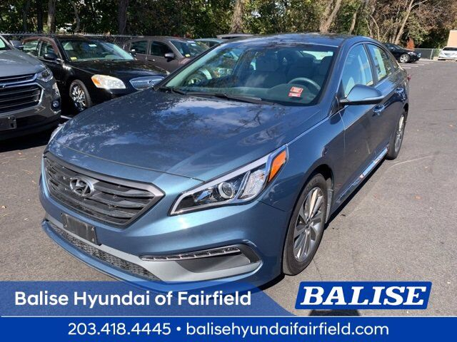 2017 Hyundai Sonata Sport Fairfield CT