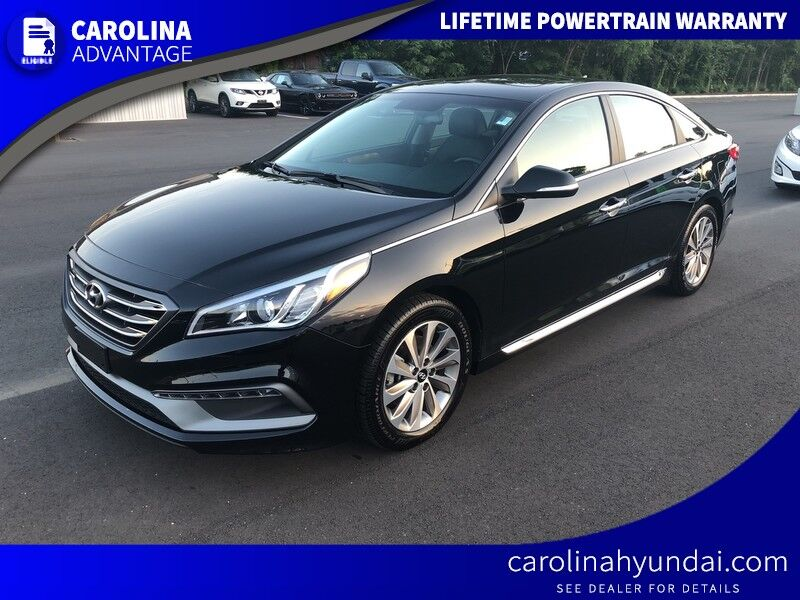2017 Hyundai Sonata Sport High Point NC