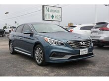 2017_Hyundai_Sonata_Sport_ Houston TX