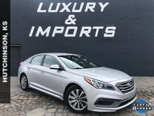 2017_Hyundai_Sonata_Sport_ Leavenworth KS