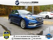 2017 Hyundai Sonata Sport **ONE OWNER**