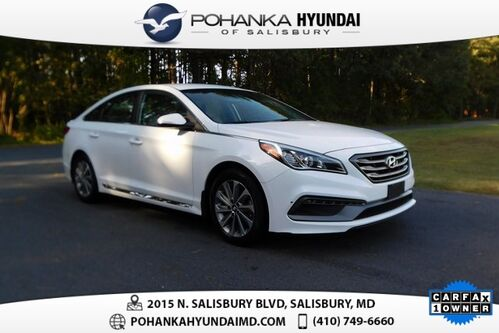 2017_Hyundai_Sonata_Sport **ONE OWNER**CERTIFIED**_ Salisbury MD