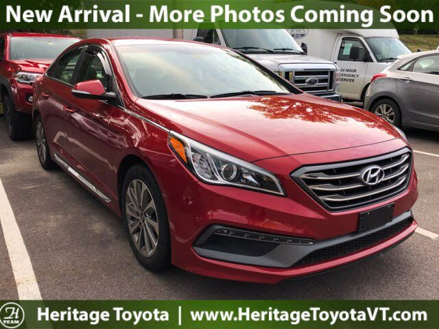 2017 Hyundai Sonata Sport South Burlington VT