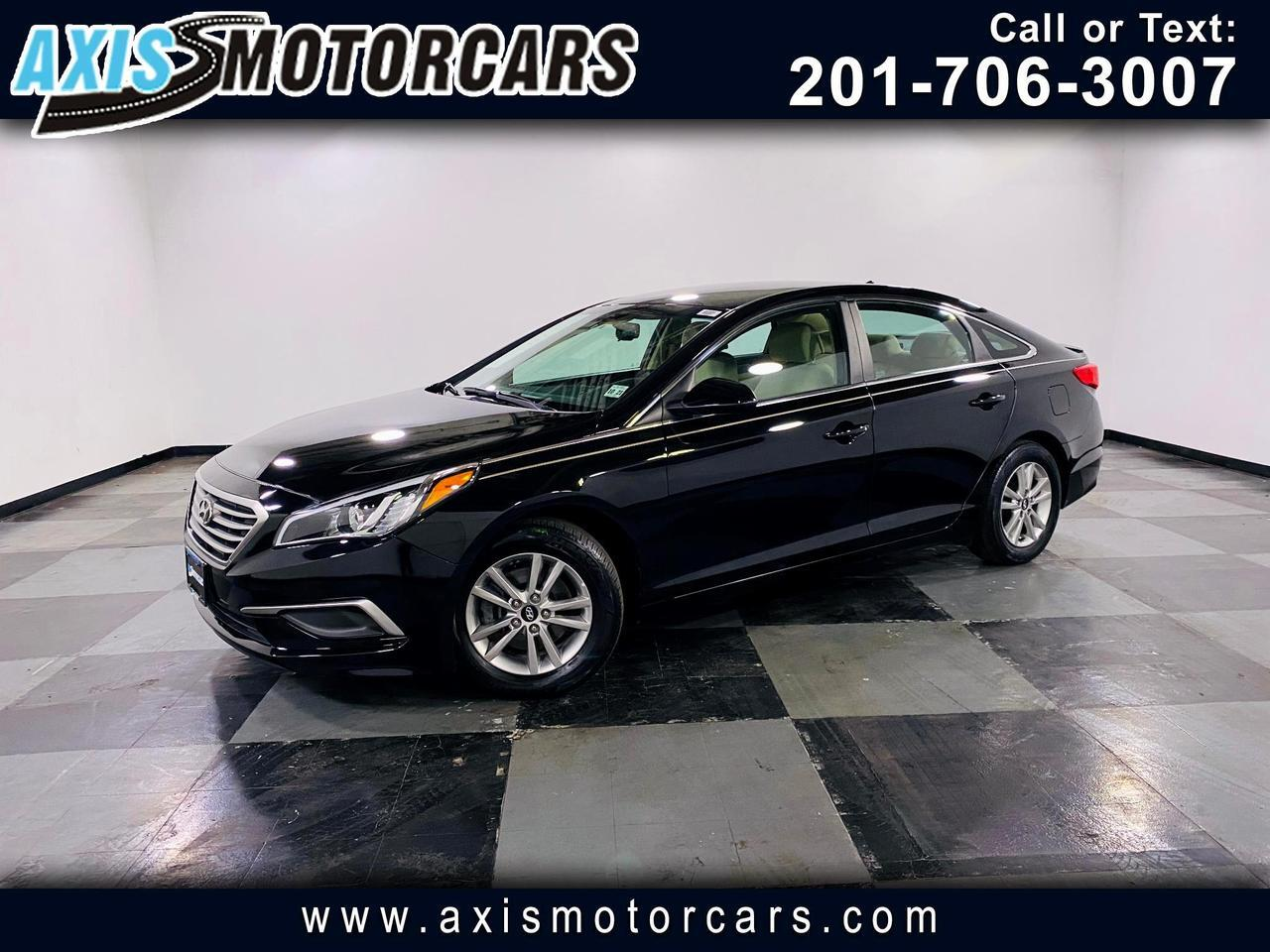 2017 Hyundai Sonata w/Backup Camera Jersey City NJ