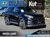 Hyundai Tucson 1.6T SE AWD Heated Steering Wheel and Seats 2017