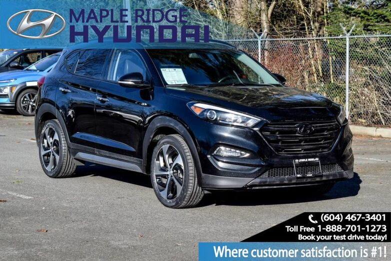 2017 Hyundai Tucson 1.6T SE AWD Heated Steering Wheel and Seats Maple Ridge BC