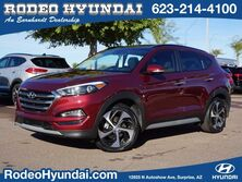 Hyundai Tucson 4d SUV FWD Limited Ultimate 2017