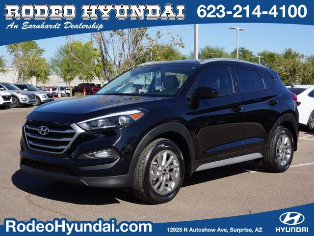 2017 Hyundai Tucson 4d SUV FWD SE Popular Surprise AZ