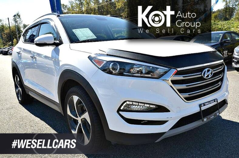 2017 Hyundai Tucson AWD 4dr 1.6L SE Maple Ridge BC
