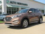 2017 Hyundai Tucson Eco AWD CLOTH SEATS, BACKUP CAMERA, BLUETOOTH CONNECTIVITY, POWER DRIVER SEAT, TPMS