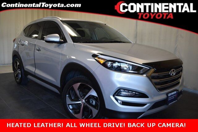 2017 Hyundai Tucson Limited Chicago IL