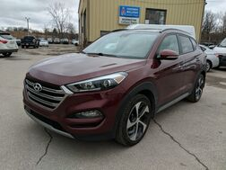 2017_Hyundai_Tucson_Limited FWD_ Cleveland OH