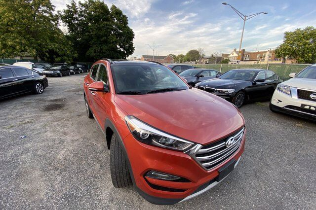 2017 Hyundai Tucson Limited Freeport NY
