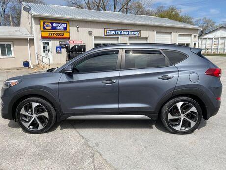2017 Hyundai Tucson Limited Glenwood IA