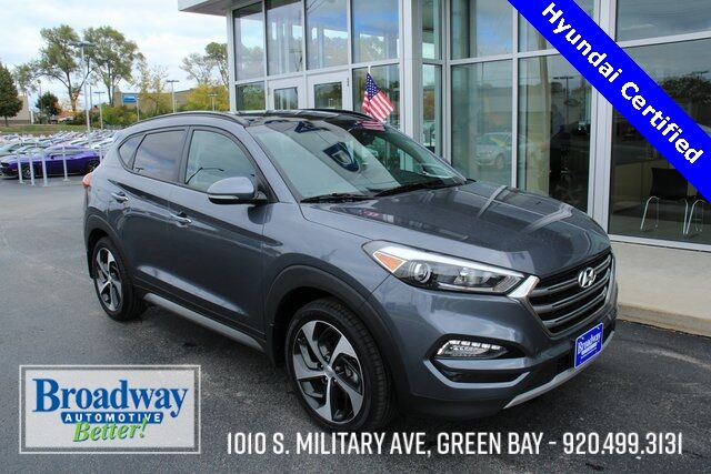 2017 Hyundai Tucson Limited Green Bay WI