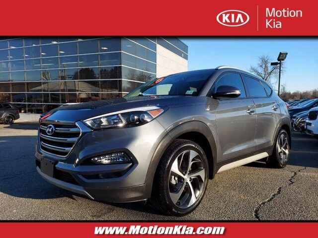 2017 Hyundai Tucson Limited Hackettstown NJ