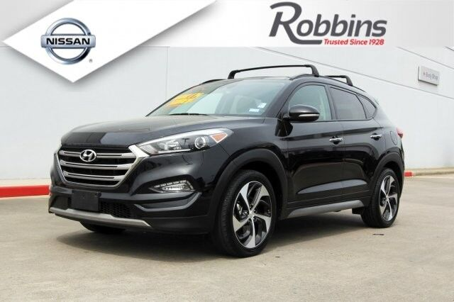 2017 Hyundai Tucson Limited Houston TX