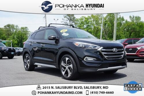 2017_Hyundai_Tucson_Limited **ONE OWNER**CERTIFIED**_ Salisbury MD