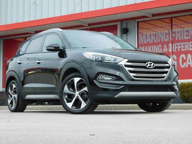 2017 Hyundai Tucson Limited Richmond KY