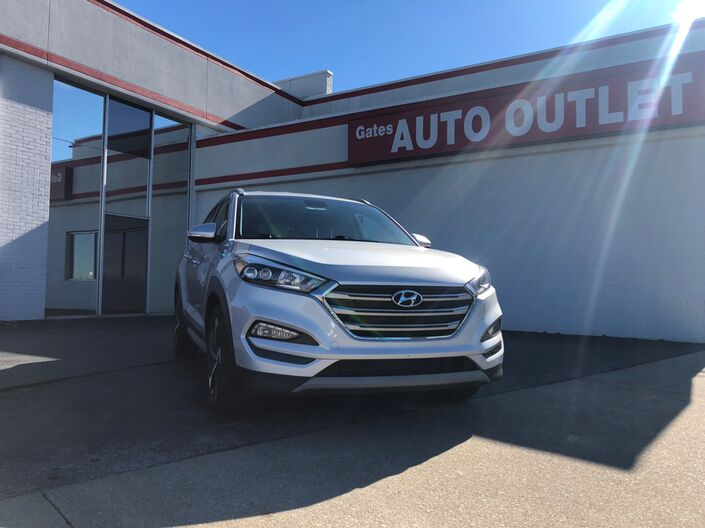 2017 Hyundai Tucson Limited Lexington KY