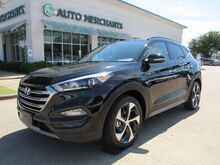 2017_Hyundai_Tucson_Limited**Sun/Moonroof** Leather, Back-Up Camera, Blind Spot Monitor, Bluetooth Connection_ Plano TX