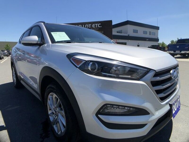 2017 Hyundai Tucson Luxury AWD Greater Sudbury ON