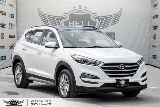 2017 Hyundai Tucson Luxury, NO ACCIDENT, BACK-UP CAM, PANO ROOF, BLINDSPOT Toronto ON