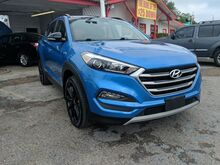 2017_Hyundai_Tucson_Night_ Harlingen TX