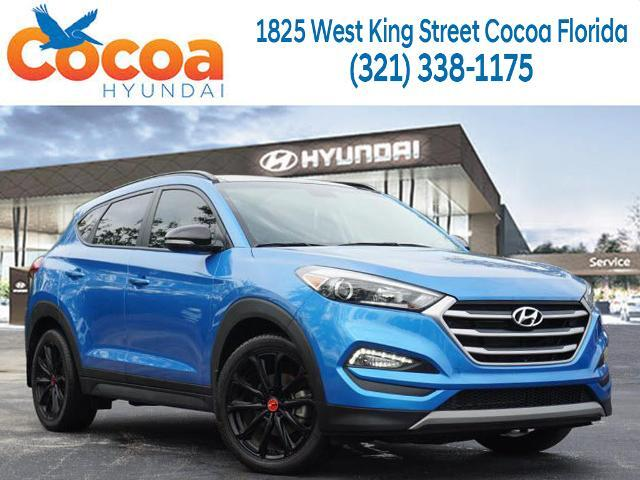 2017 Hyundai Tucson Night Melbourne FL