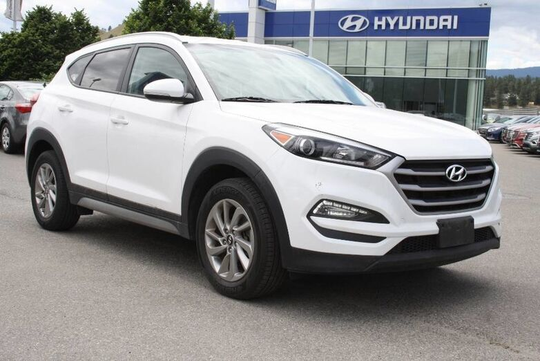 2017 Hyundai Tucson Premium Heated seats, Bluetooth,Backup Cam Kelowna BC