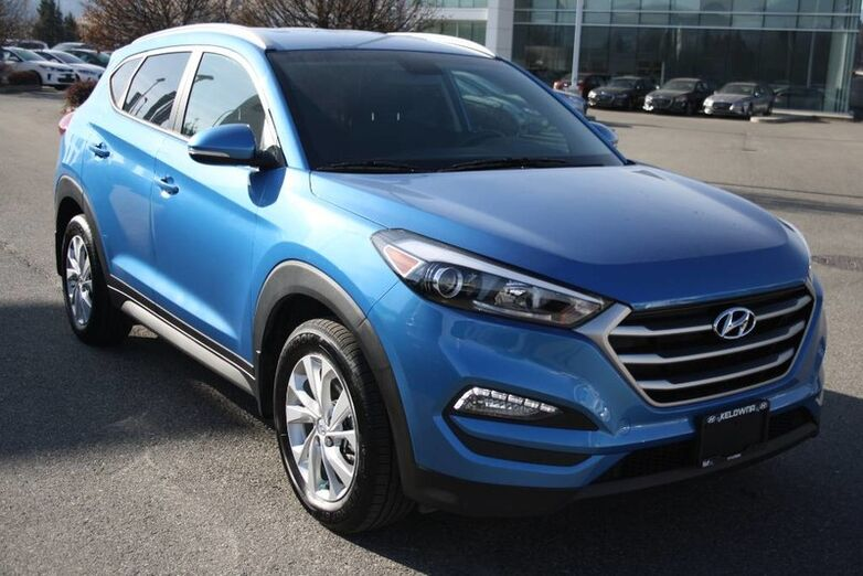 2017 Hyundai Tucson Premium One owner, No accident. Kelowna BC