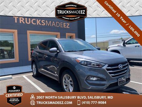 2017_Hyundai_Tucson_SE ** Pohanka Certified 10 Year / 100,000  **_ Salisbury MD