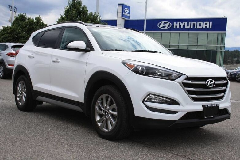 2017 Hyundai Tucson SE Bluetooth, Heated seats, sunroof,Backup Camera,Blindspot. Kelowna BC