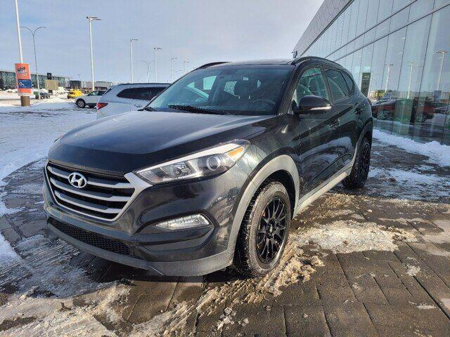 2017 Hyundai Tucson SE Calgary AB