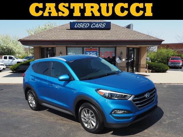 2017 Hyundai Tucson SE Dayton OH