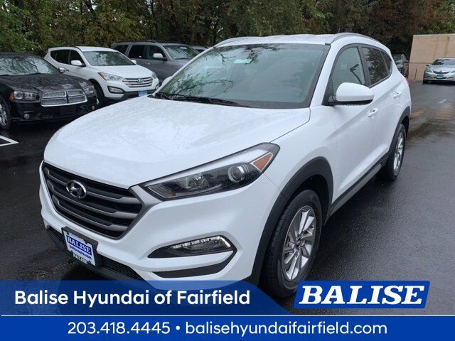 2017 Hyundai Tucson SE Fairfield CT