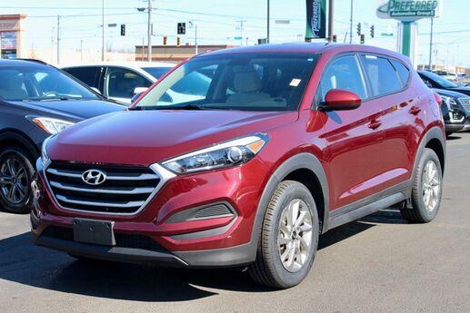 2017 Hyundai Tucson SE Fort Wayne Auburn and Kendallville IN