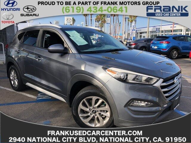 2017 Hyundai Tucson SE National City CA